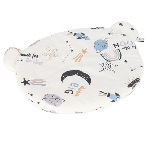 PODUSZKA BAMBUSOWA Z USZAMI - BAMBOO PILLOW WITH EARS MOON YOSOY